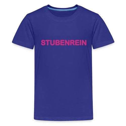 Baby Stubenrein - Teenager Premium T-Shirt