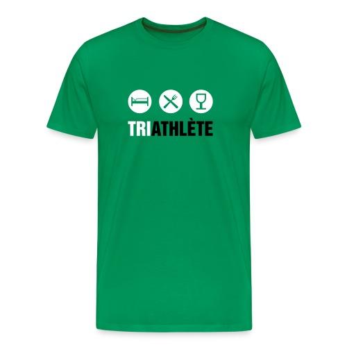 T-shirt triathlète - T-shirt Premium Homme