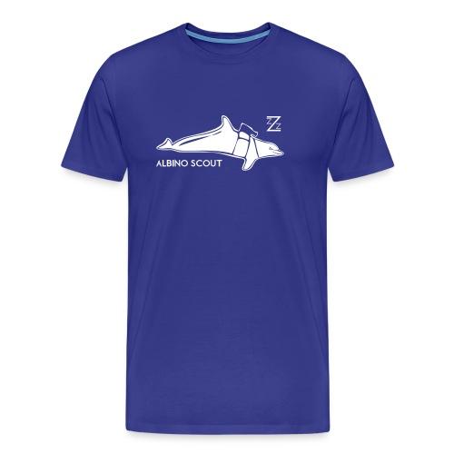 albino scout tee..choose your own color - Men's Premium T-Shirt