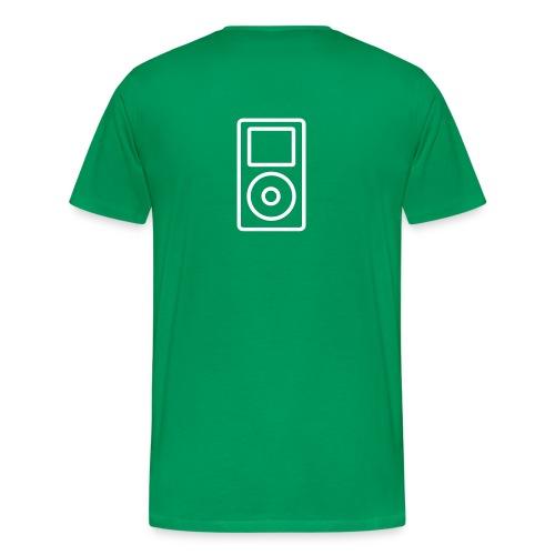psipod - Männer Premium T-Shirt