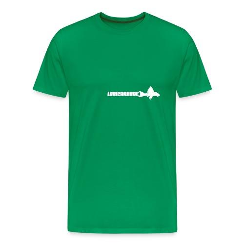 Loricariidae - liten - Premium T-skjorte for menn