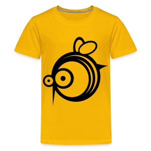 Comic Bee - T-shirt Premium Ado