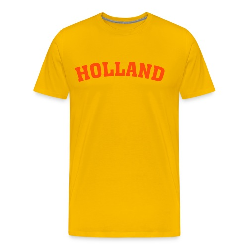 Holland Inc. - Männer Premium T-Shirt