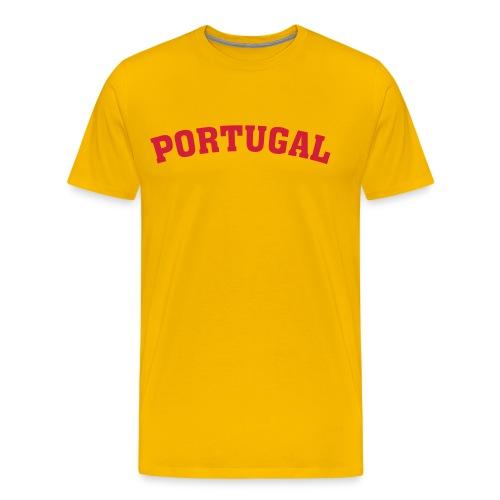 Portugal Inc. - Männer Premium T-Shirt