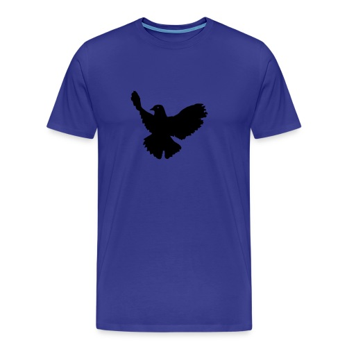 Peace Sells Blue n' Black - Men's Premium T-Shirt