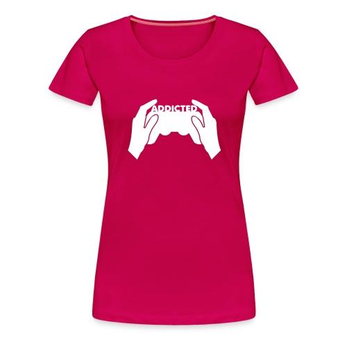 TeeShirt Addict style Classic - T-shirt Premium Femme