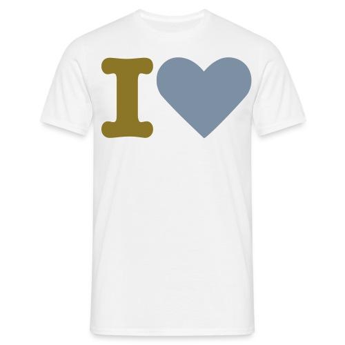test - Miesten t-paita
