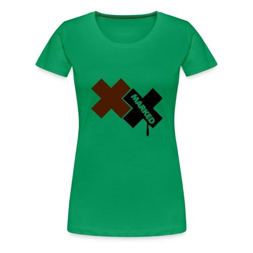 marked woman - Women's Premium T-Shirt