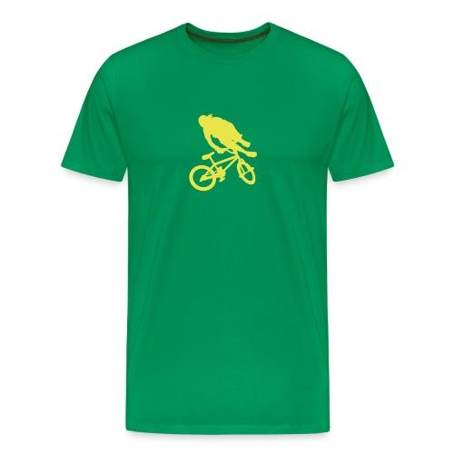 BMX - Men's Premium T-Shirt