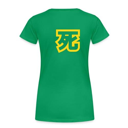facjapon - Camiseta premium mujer