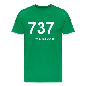BIG Collection - Green - Männer Premium T-Shirt