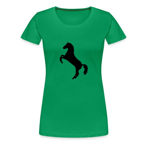 Symbol Girl Shirt - Frauen Premium T-Shirt