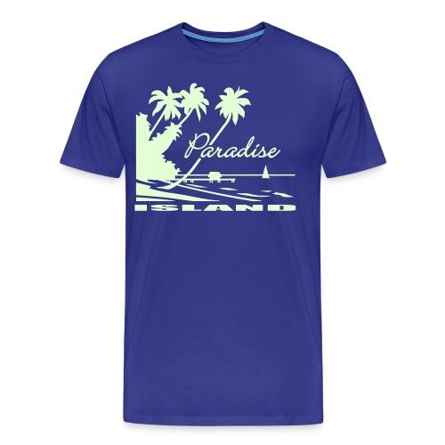 Paradise I - Koszulka męska Premium