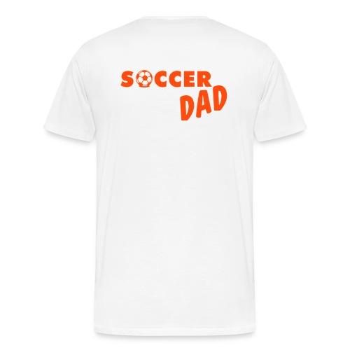 Soccer Dad XXXL - Mannen Premium T-shirt