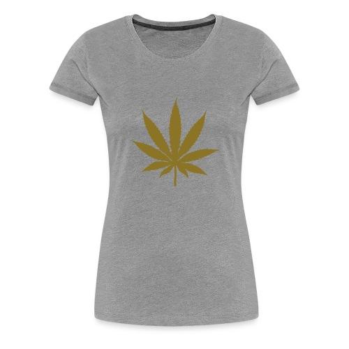 Continental Classic Girlie - Vrouwen Premium T-shirt