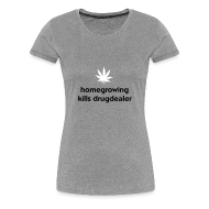 T-shirts ~ Vrouwen Premium T-shirt ~ Continental Classic Girlie