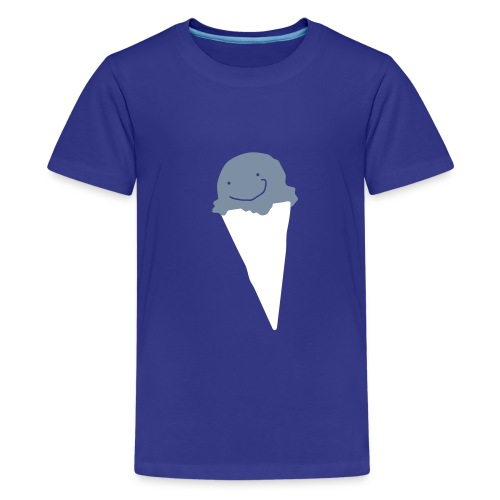 Kinder-shirt Glow in the Dark - Teenager Premium T-shirt