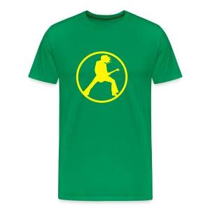 Rocker - Premium T-skjorte for menn