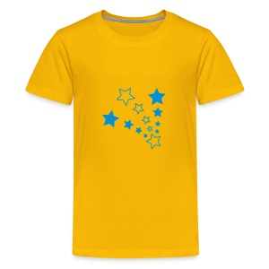 Kids T-Shirt stars - Teenage Premium T-Shirt