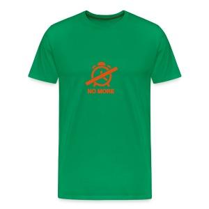 no more - Men's Premium T-Shirt