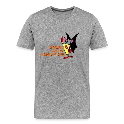 Batfink 1 - Men's Premium T-Shirt