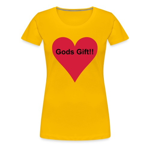 God Fem1 - Women's Premium T-Shirt