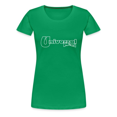Grasgeflüster - Frauen Premium T-Shirt