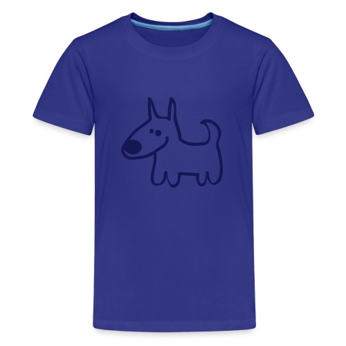 Comic Bull - Teenager Premium T-Shirt