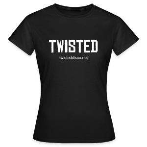 Ladies Twisted Olive - Women's T-Shirt