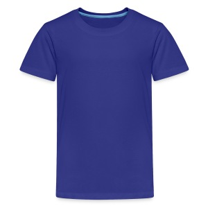 T-skjorte-Barn - Premium T-skjorte for tenåringer