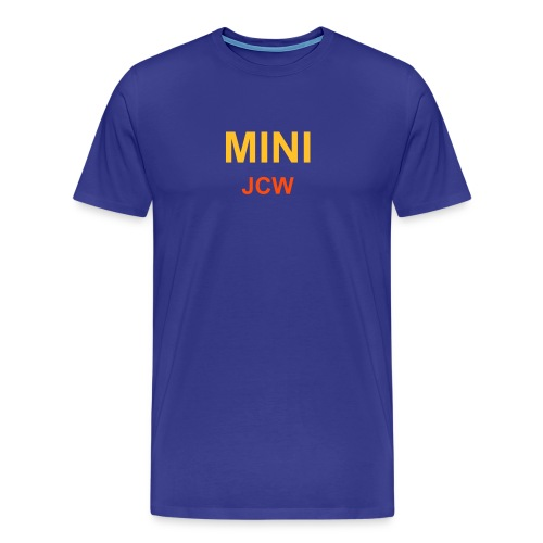 MINI JCW Shirt - Men's Premium T-Shirt