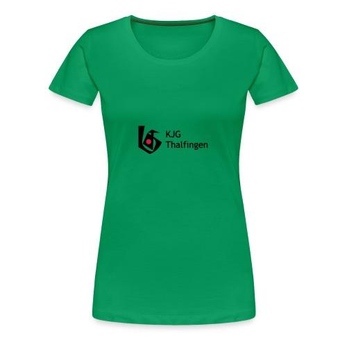 Girlie grün - Frauen Premium T-Shirt