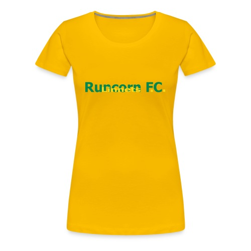 Ladies T-Shirt with Logo - Women's Premium T-Shirt