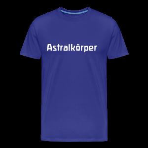 Astralkörper - Männer Premium T-Shirt