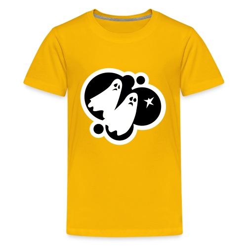 Geisterstunde - Teenager Premium T-Shirt