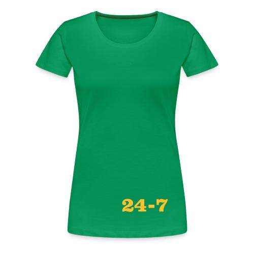 t-shirt damski - Koszulka damska Premium