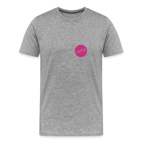 Web2.0 Bubble - Männer Premium T-Shirt