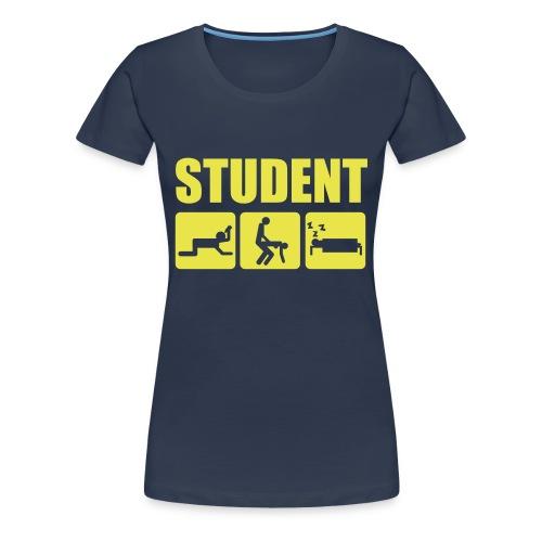 sasi t-shirt - Premium T-skjorte for kvinner