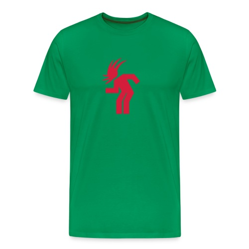 Mosher Comfort T - Men's Premium T-Shirt