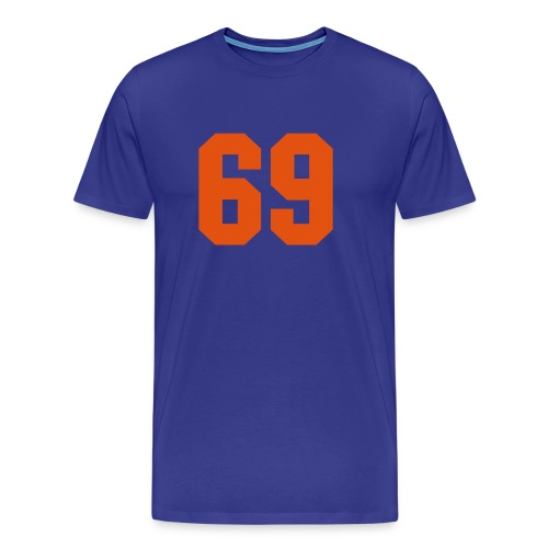 69 - Camiseta premium hombre