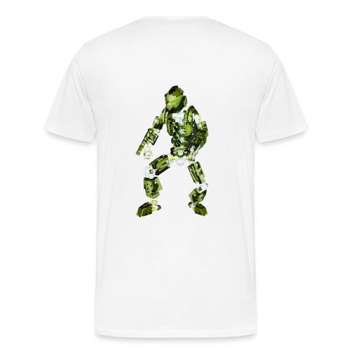battlebot - Mannen Premium T-shirt