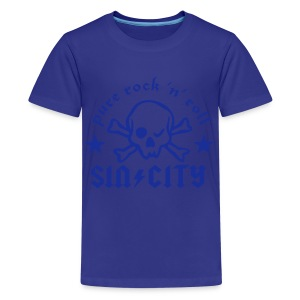 SC Skull Kids - Teenager Premium T-Shirt