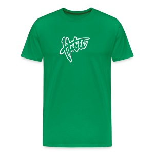 retro hibees - Men's Premium T-Shirt
