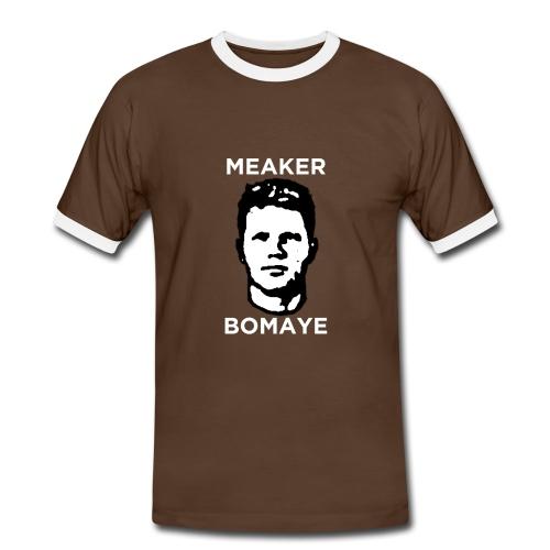 Meaker Bomaye (Trim) - Men's Ringer Shirt