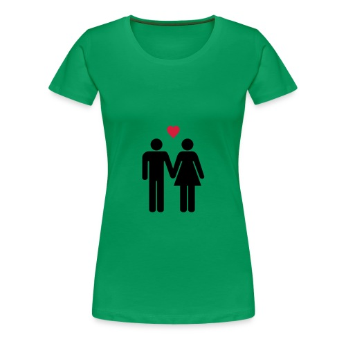 Dummy Love - Camiseta premium mujer