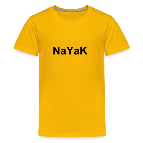 NaYaK - Teenage Premium T-Shirt