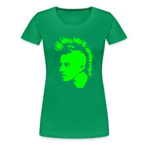 greenpunk - Vrouwen Premium T-shirt