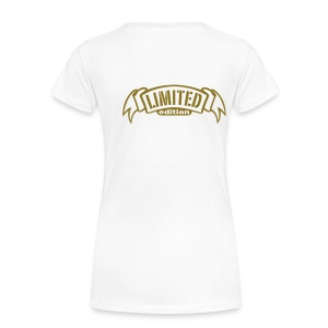 Limited Edition [MIW] - Women's Premium T-Shirt
