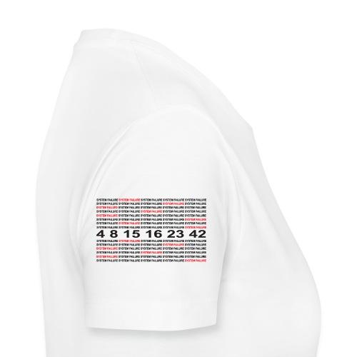 Lost: System Failure - Maglietta Premium da donna