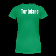 T-Shirts ~ Women's Premium T-Shirt ~ ladies joe t back print